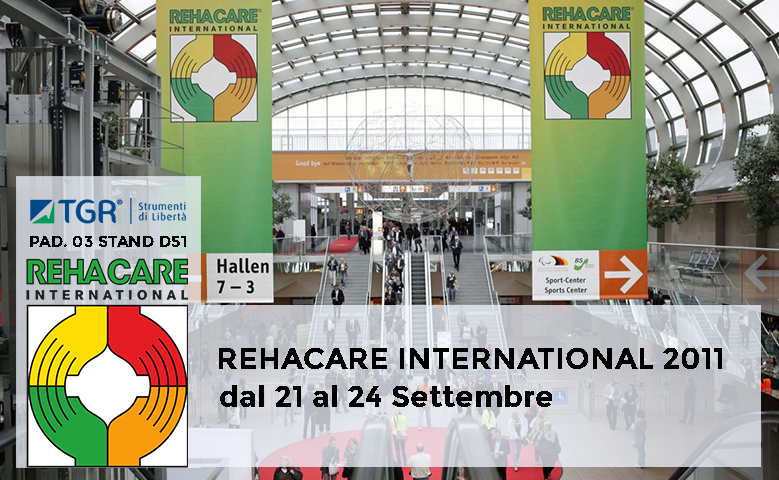 REHACARE INTERNATIONAL 2011