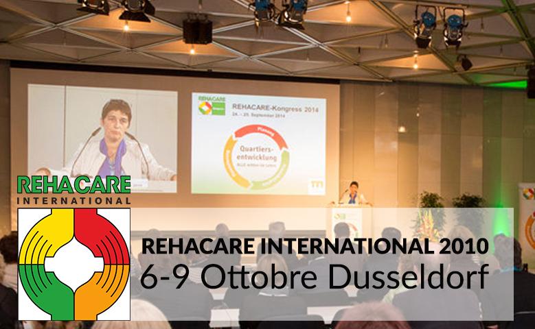 REHACARE INTERNATIONAL 2010