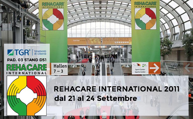 REHACARE INTERNATIONAL 2011