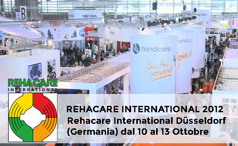 Rehacare International 2012