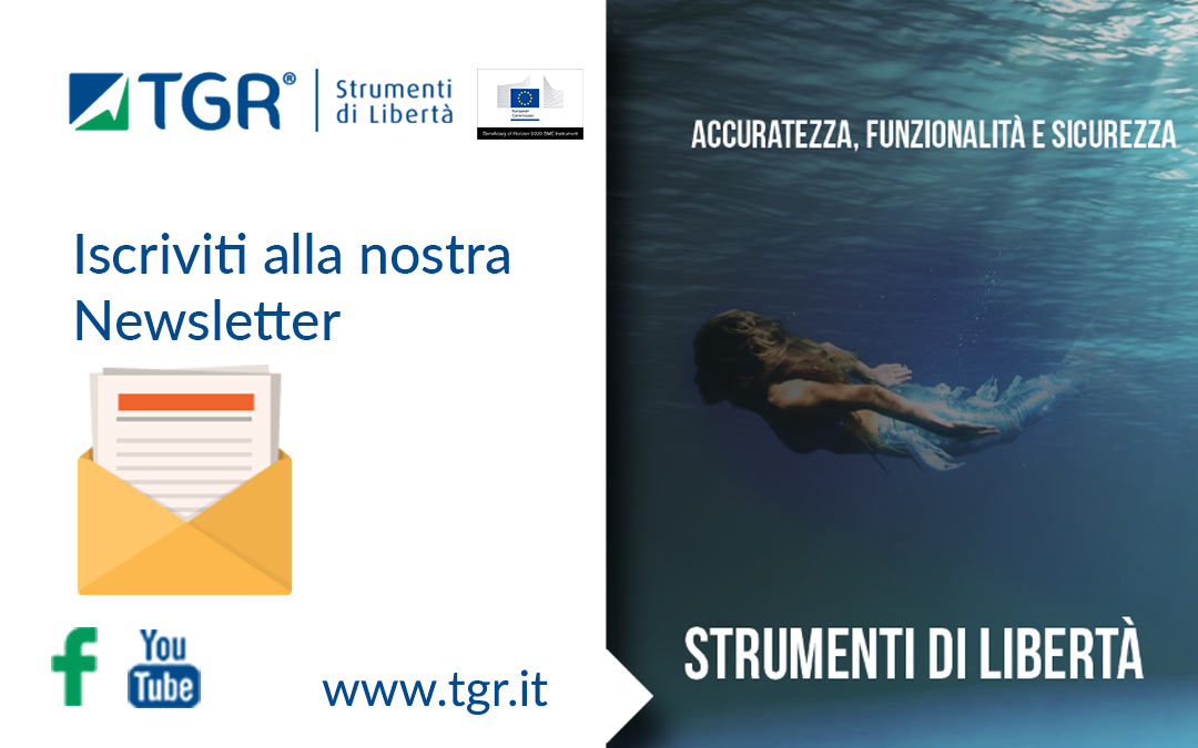 Disponibile la newsletter della TGR!