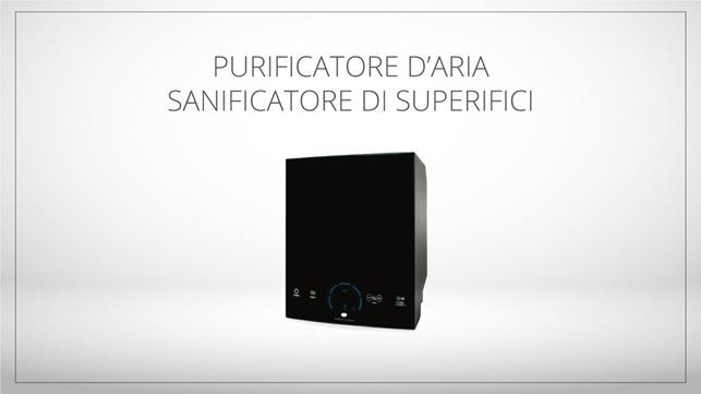 Pure & Clean: filtra, purifica, sanifica