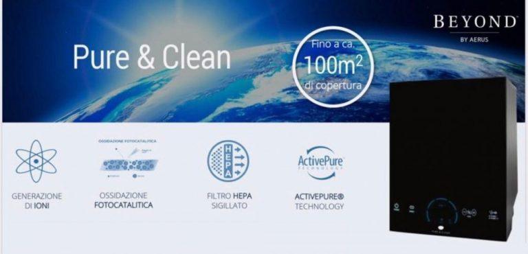 Efficace, compatto ed elegante: arriva la rivoluzione Pure & Clean